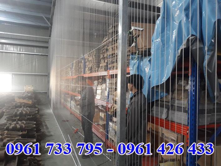 lưới an toàn ban công